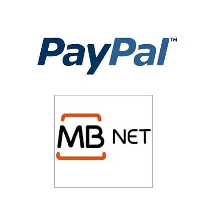 Criar conta paypal com mbnet